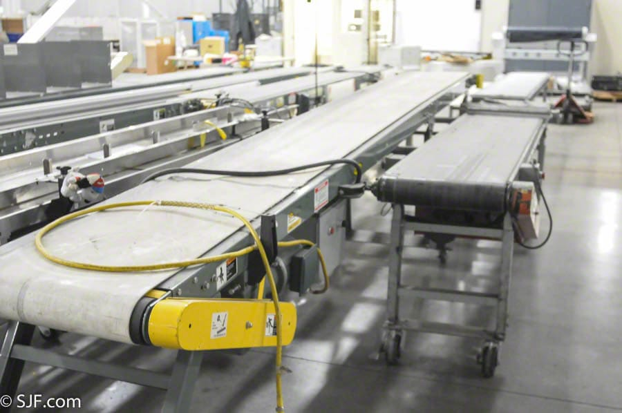 Hytrol Portable Conveyor
