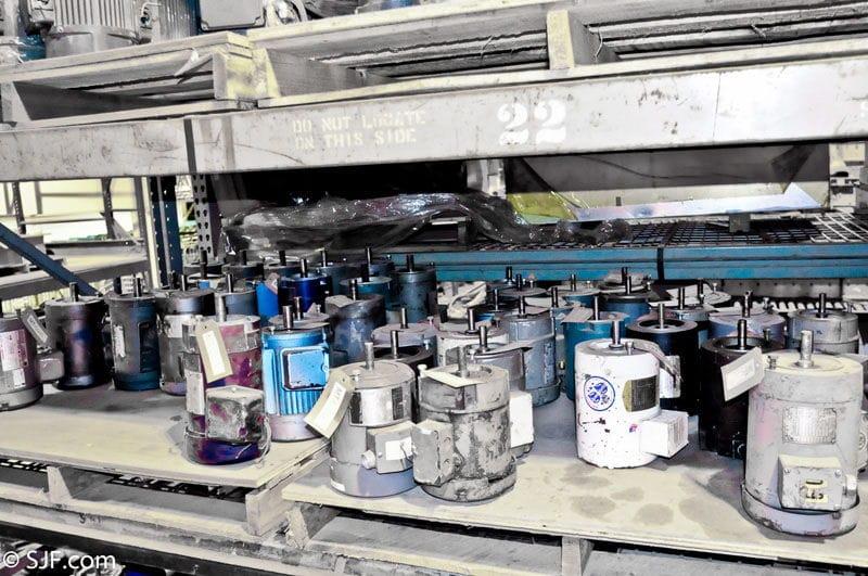 US Electric Conveyor Motors