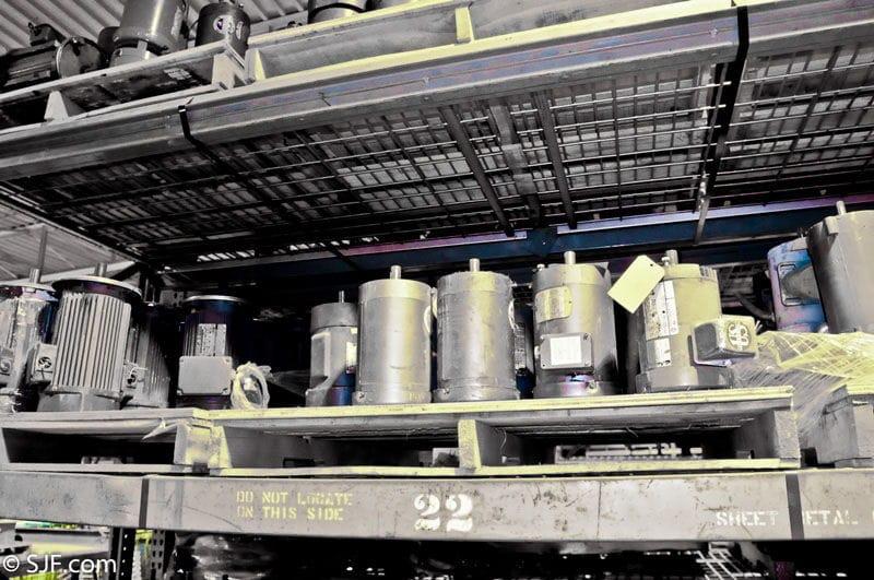 US Motors and US Electric Power Conveyor Motors