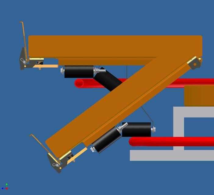 Tilt Tray Assembly