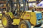 JCB Rough Terrain Forklift - Tag 67
