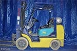 Ingersoll Rand All Terrain Forklift - Tag 69