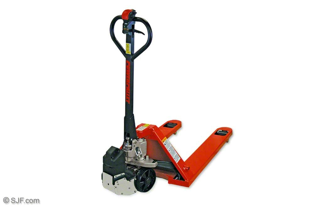 PowerPallet 2000 - includes pallet jack, battery and drive assembly