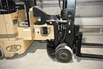 Bendi Swing Reach Swivel Front Forklifts - Front