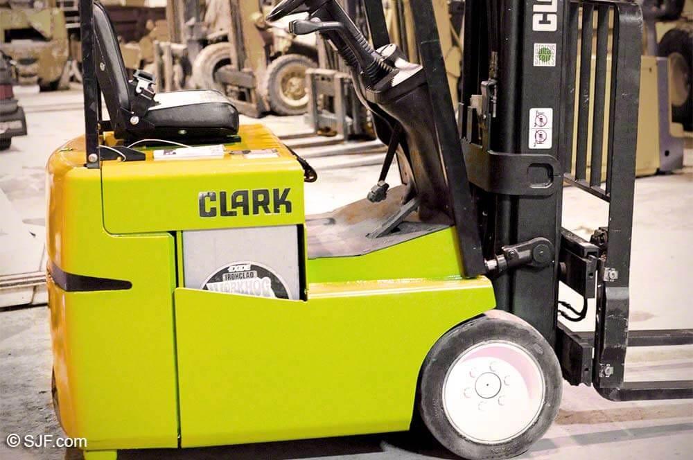 Used 3 Wheel Forklifts & Lift Trucks | SJF com