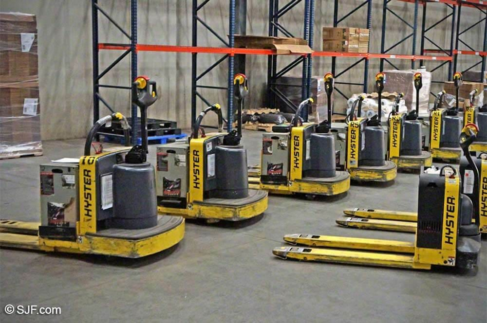 Hyster Electric Pallet Jacks