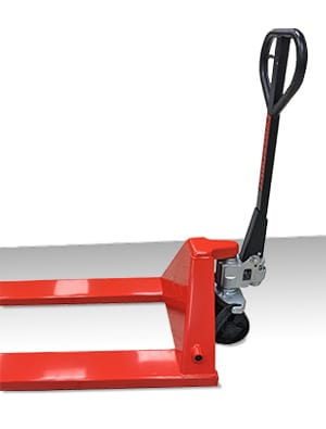 Included Pallet Jack, 5500 lb. capacity