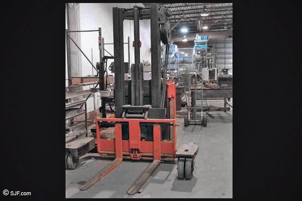 Used Side Loader Forklifts Amp Lift Trucks Sjf Com