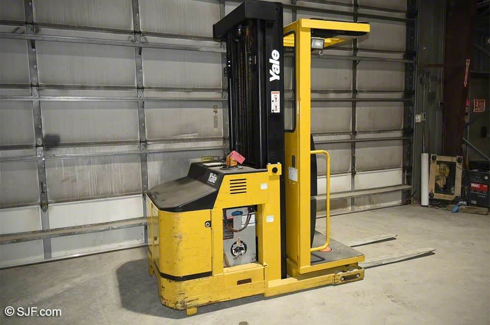 Order Picker Forklifts for Sale – Used Stock Pickers