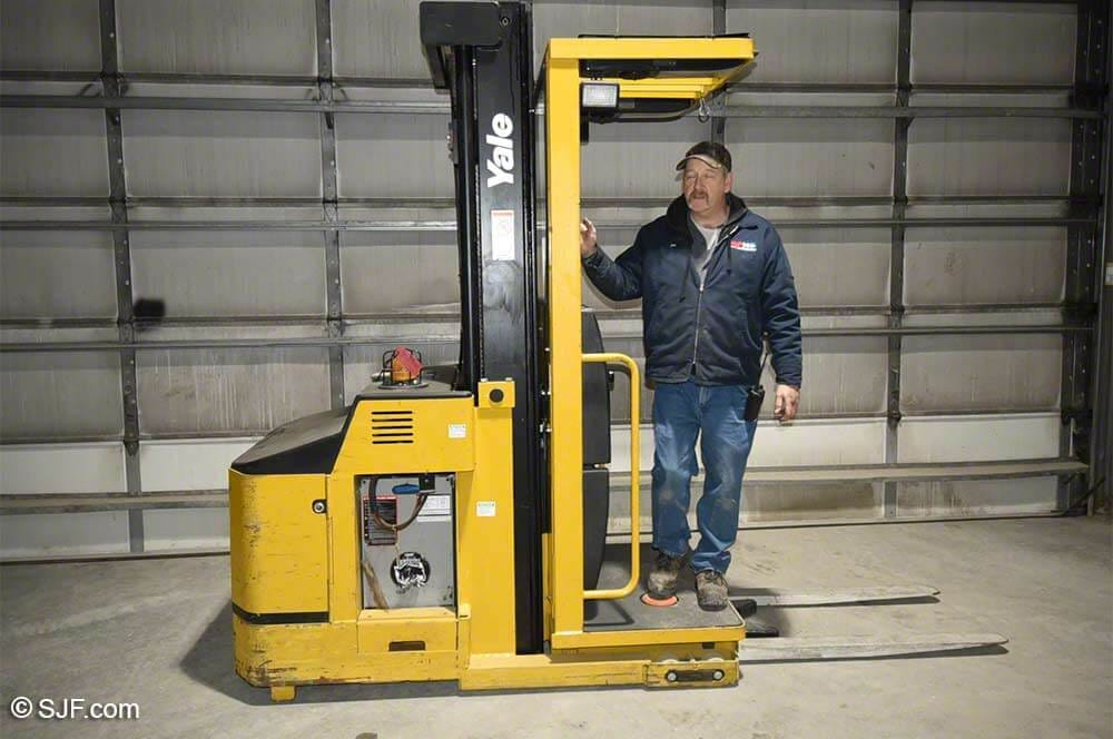 Order Picker Forklifts For Sale Used Stock Pickers
