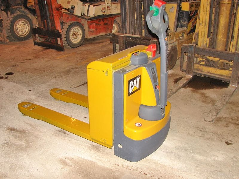 Cat Electric Pallet Jack – Tag 309