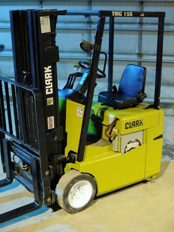 Clark Three Wheel Forklift - Tag 93