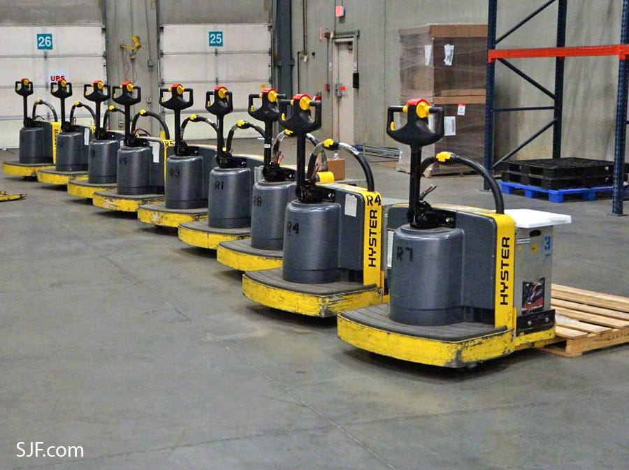 Electric Pallet Jacks For Sale New Used