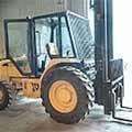 All-Terrain Forklift