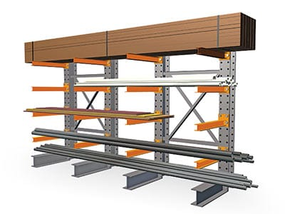 What is Cantilever Rack?