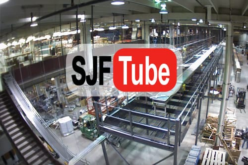 Conveyor Installation Time Lapse Video