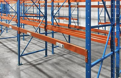 Double Deep Racking Photo