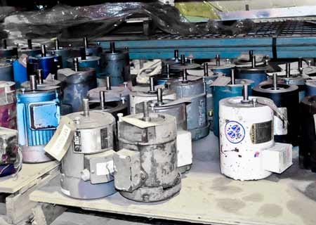 Conveyor Motors