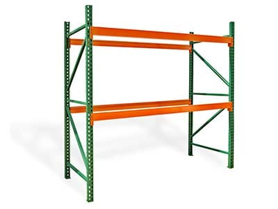 Teardrop Warehouse Rack