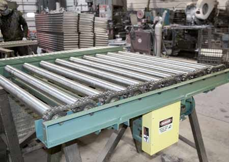 Used Pallet Conveyors