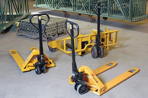 Guide to Pallet Jacks