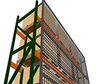Safety Panels & Rack Safety Netting
