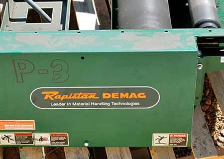 Used Rapistan Dematic Conveyor