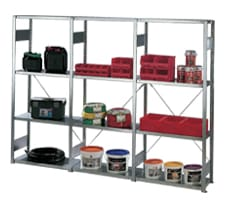 Regular Boltless Shelving