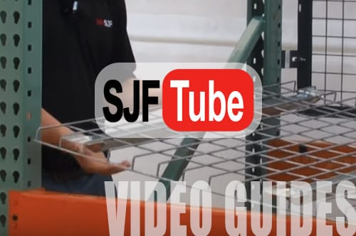 SJF Material Handling YouTube Channel