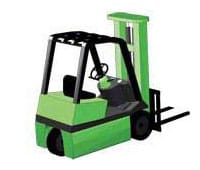 Three Wheel Forklifts