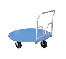 Pallet Cart With Carousel