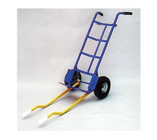 4 Handle Hand Cart with handles extended