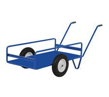 Solid Deck Tilting Truck