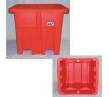 P-341 (33.4 cu ft) Bulk Forklift Container