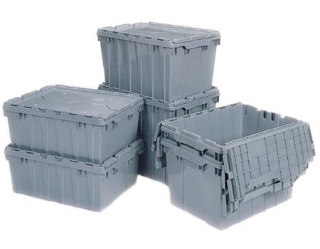Plastic Tote Bins Sterilite 19889804 70 Quart 66 Liter