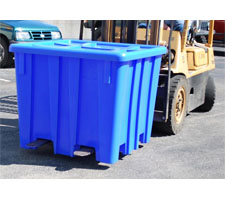 Bulk Forklift Container