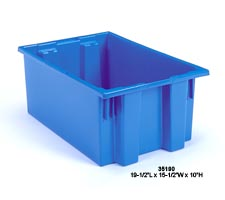 Blue Nest & Stack Tote, model: 35190