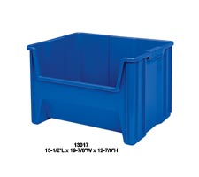 Blue Stack and Store Tote, model: 13017