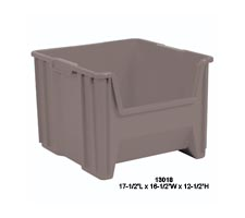 Grey Stack and Store Tote, model: 13018