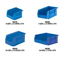 Tote Models: 30210, 30220, 30230, 30235 in blue