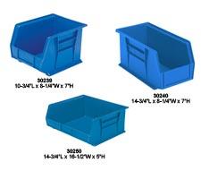 Tote Models: 30239, 30240, 30250, in blue