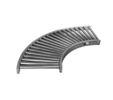 Heavy Duty Gravity Roller Conveyor Curve