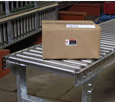Renewed Gravity Roller Conveyor