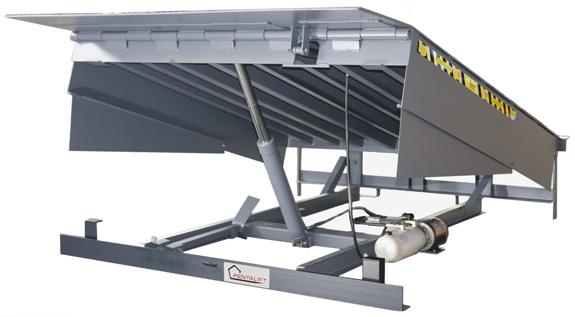 Electric Hydraulic Dock Levelers SJFcom