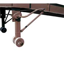 Manual Hand-Crank Lifting & Lowering