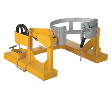Fork Mounted Drum Dumper/Rotator