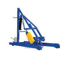 Hydraulic Drum Carrier/Rotator/Boom