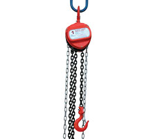 2,000 pound capacity Manual Chain Hoist