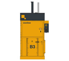 B3 Small Footprint Baler