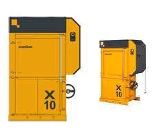 X10 Low Profile Baler